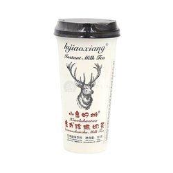 Bubble tea o smaku brzoskwini  XIAOLULUWAN 123g  Tra Sua Hop Vi Huong Dao (18.275.072) 123g x 20szt/krt