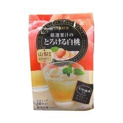 Herbata z brzoskwiniami 95g   Tra Dao NITTO 6 x 4 x 95g/krt