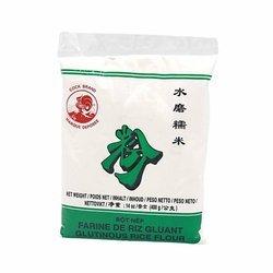 Mąka z Ryżu kleistego COCK BRAND 400g | Bot Nep COCK  400gx50szt/krt