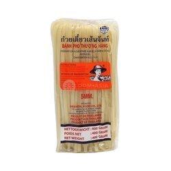 Makaron Ryżowy 5mm FARMER 400g |Pad Thai 5mm hang kk 34szt/krt