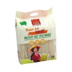 Makaron ryżowy hue SIMPLY FOOD 1kg/opak | Bun Bo Hue SIMPLY FOOD 1kg x 15opak/kar