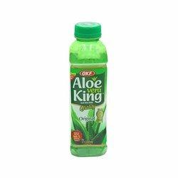 Napój Aloesowy OKF 500ml  | Nuoc Aloe Xanh OKF 500mlx20szt