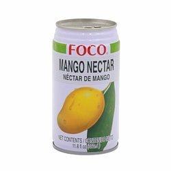 Napój z mango FOCO 350ml  | Nuoc Xoai FOCO 350mlx24szt