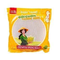 Papier ryżowy SIMPLY FOOD 500g | Banh Trang Thuong Hang 500gx30szt