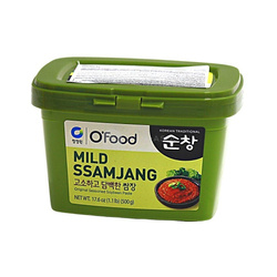Pasta sojowa koreańska 500g    Dau Han Quoc 500g x 20szt/krt