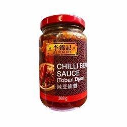 Pasta z fasoli i chili 368g | Sot Dau Tuong Và Chili LKK 368g