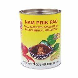 Sos Thai COOK BRAND 3kg | Sot NAM PRIK PAO 3kg